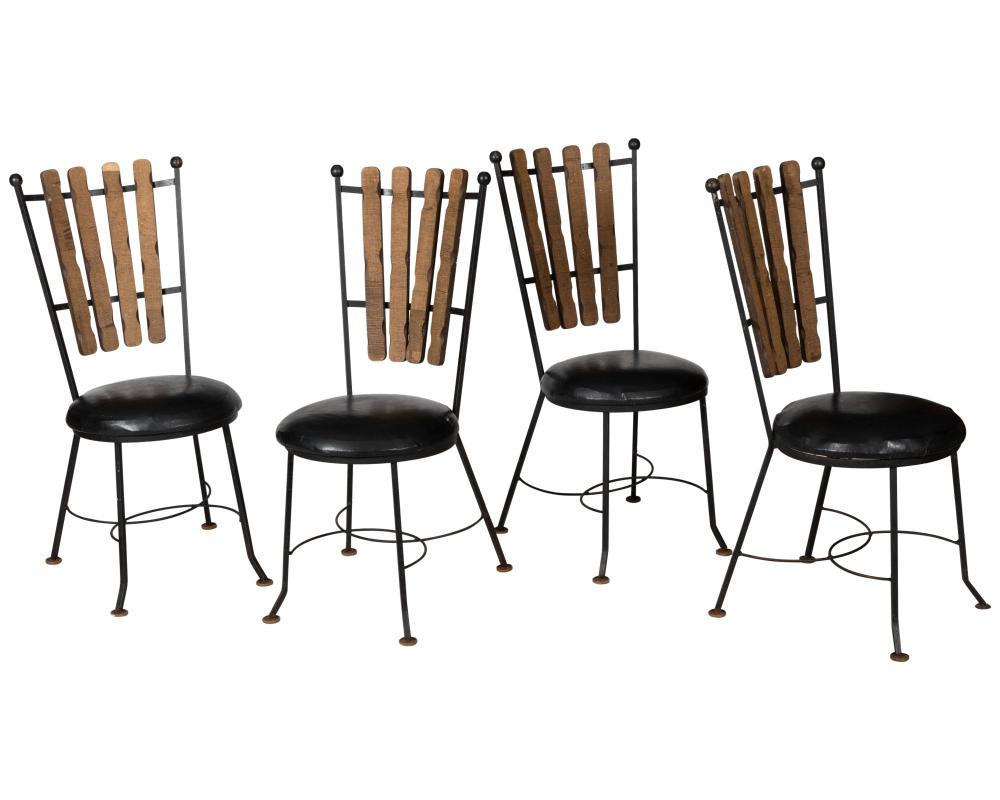 Arthur Umanoff Style - Kitchen Chairs
