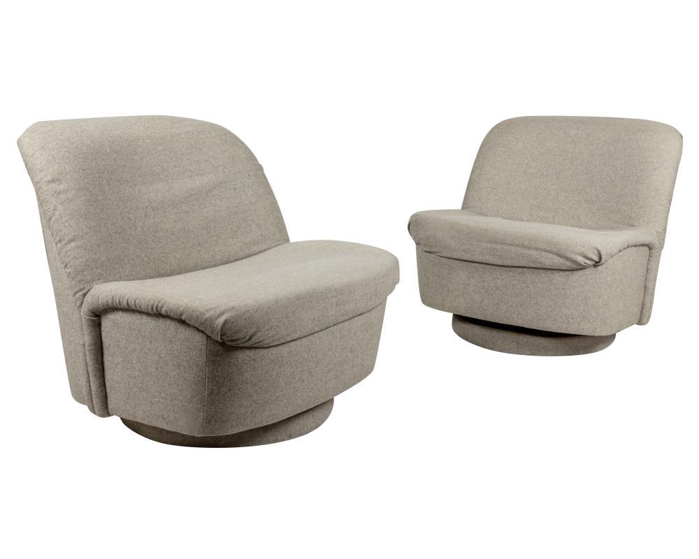 Directional - Tilt & Swivel Lounge Chairs