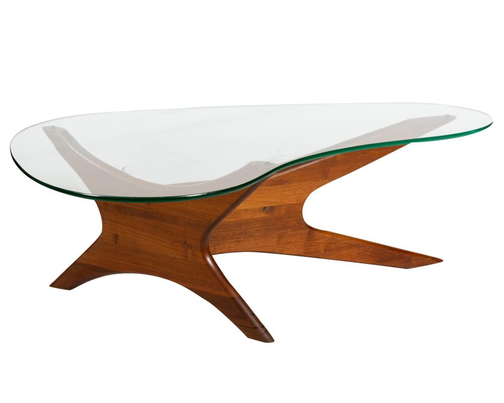 Adrian Pearsall  - Walnut - Coffee Table