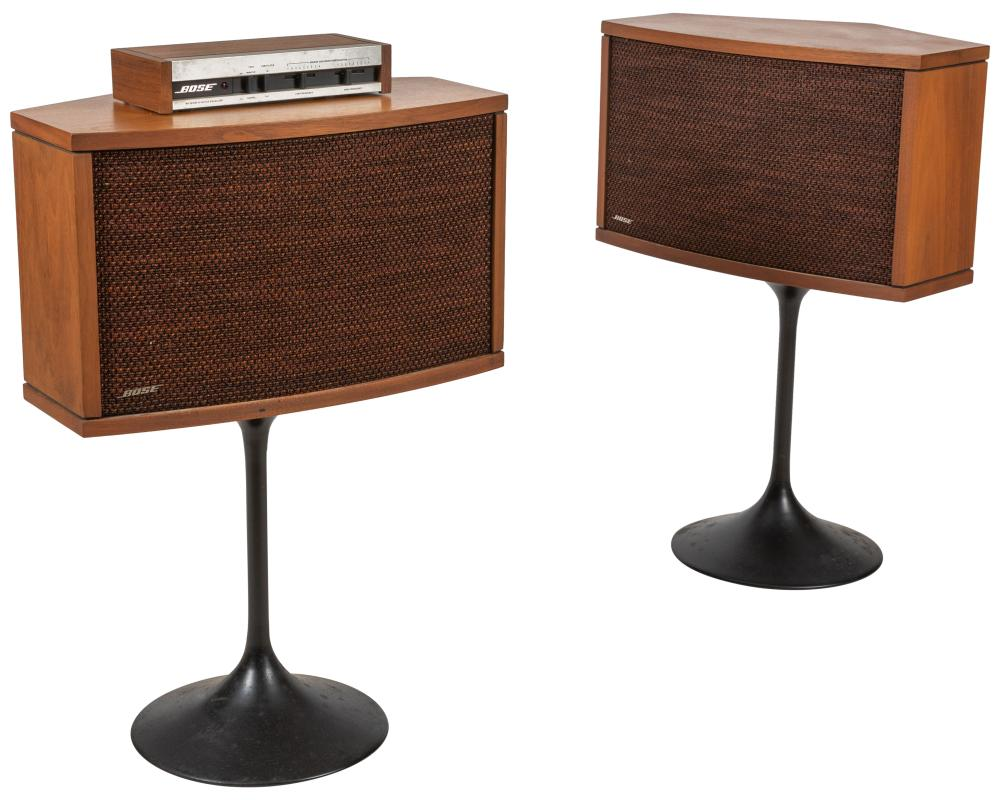 Bose 901 - Tulip Speakers - With Equalizer