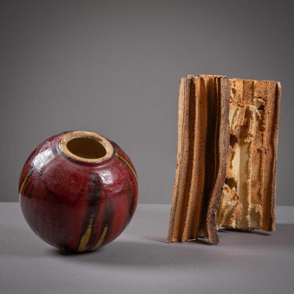 Studio Art Pottery - Two