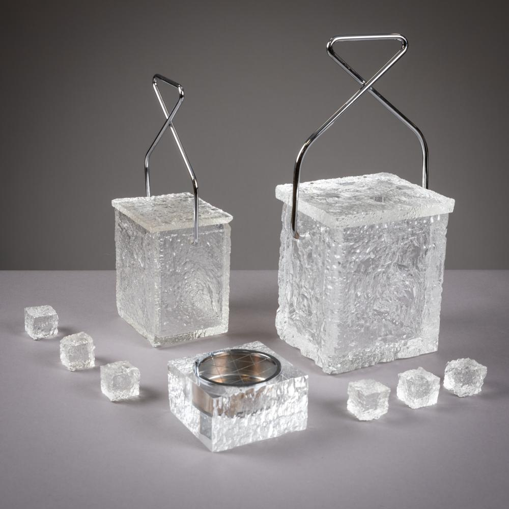 Wilardy - Acrylic Ice Buckets & Ash Tray