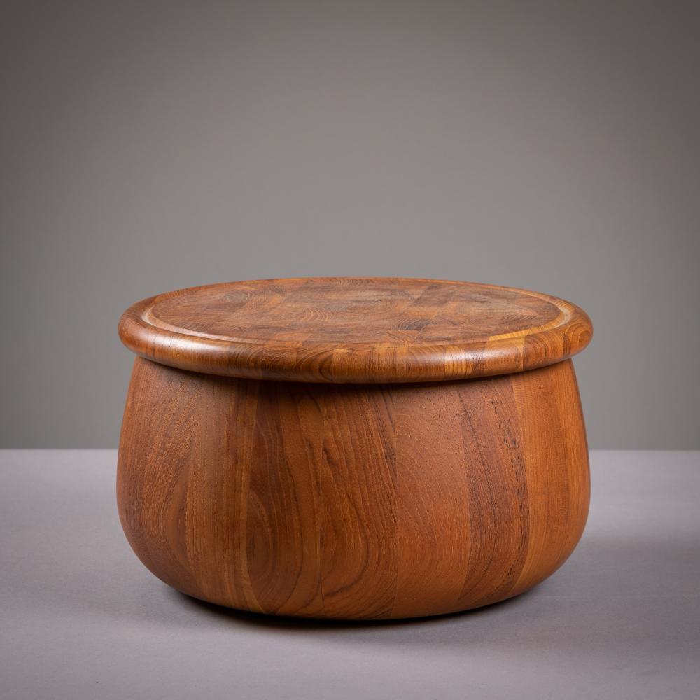Dansk - Salad Bowl & Cutting Board