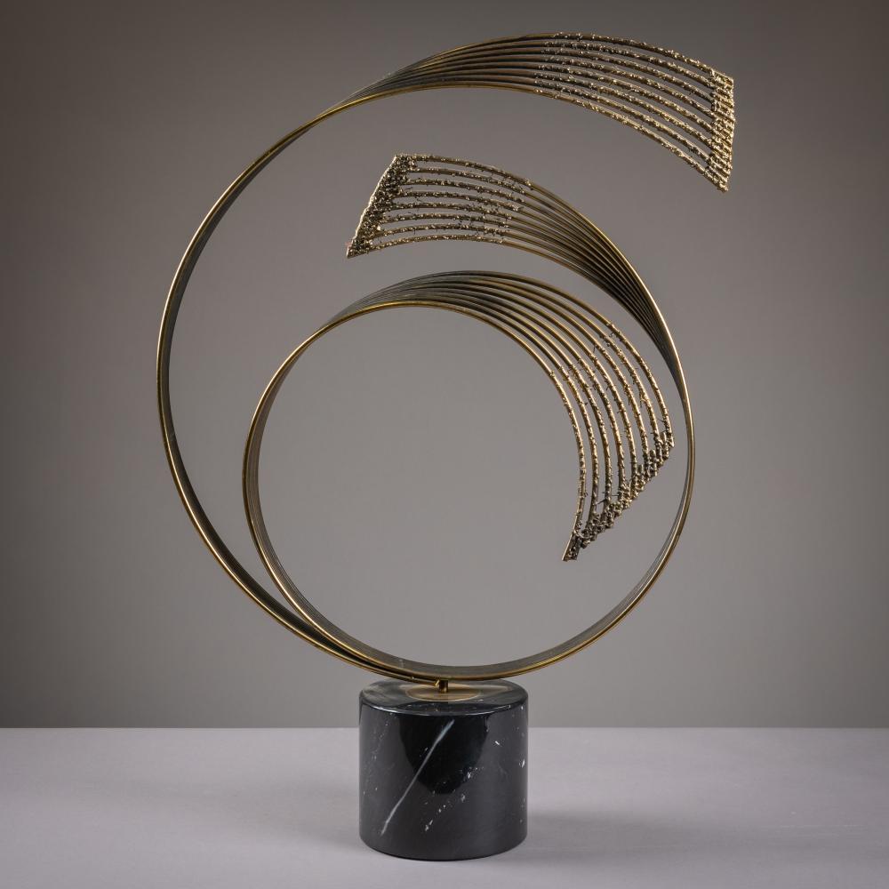 Curtis Jere (attr.) - Kinetic Sculpture