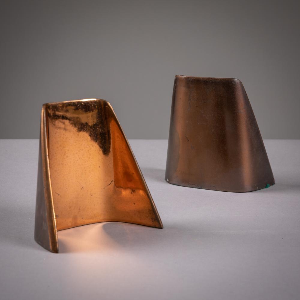 Ben Seibel - Jenfred - Copper Bookends