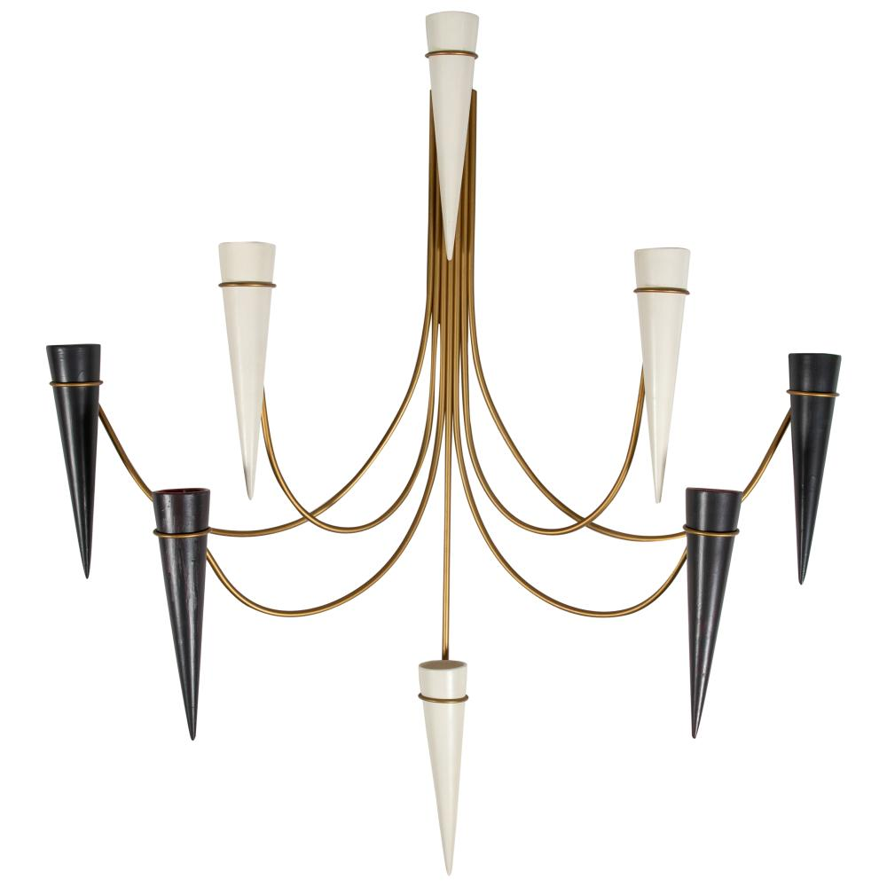 Peter Pepper Products - Ornate Candle Sconce