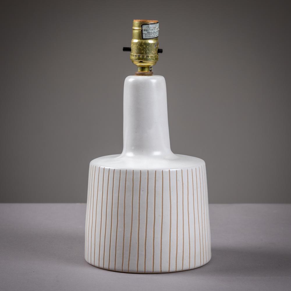 Gordon & Jane Martz - Pottery Lamp - Signed