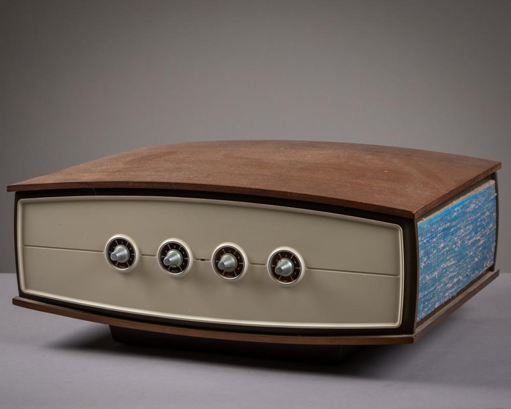 """Columbia """"Stereo 360"""" Record Player"""