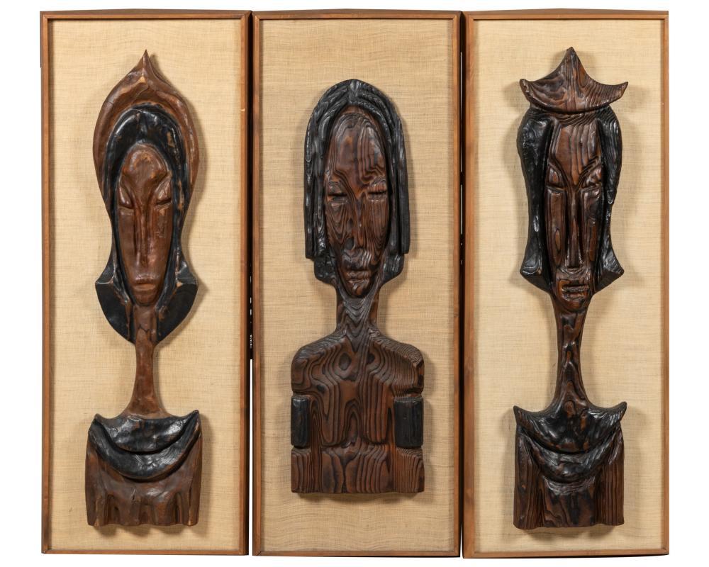 Witco - Portrait - Plaques - Set of 3
