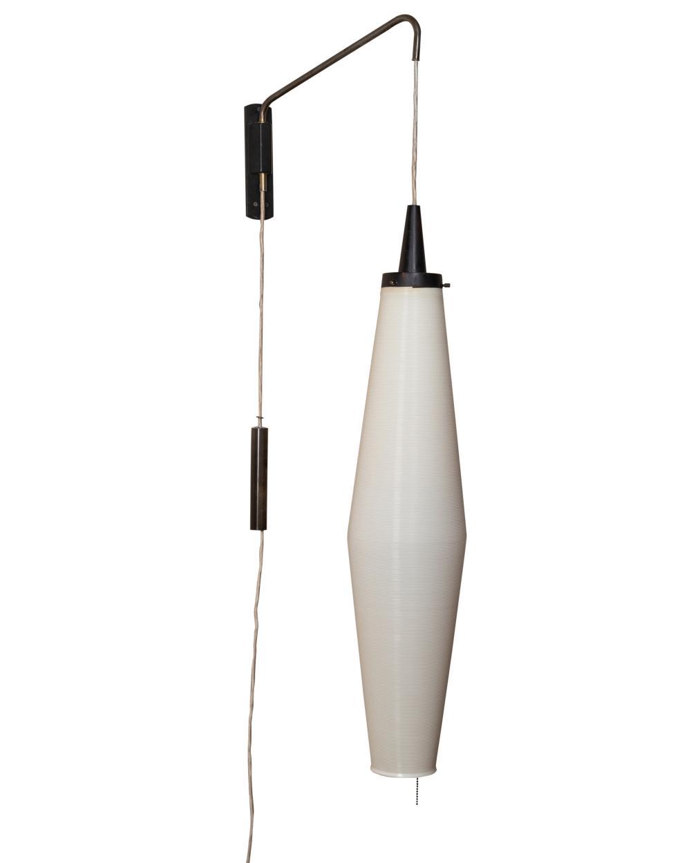 Yasha Heifetz - Rotaflex - Wall Mounted Lamp