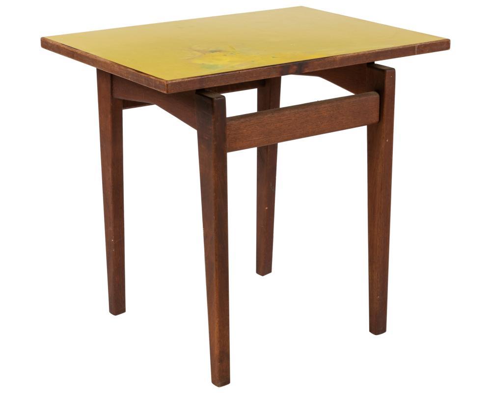 Jens Risom - End Table - Signed