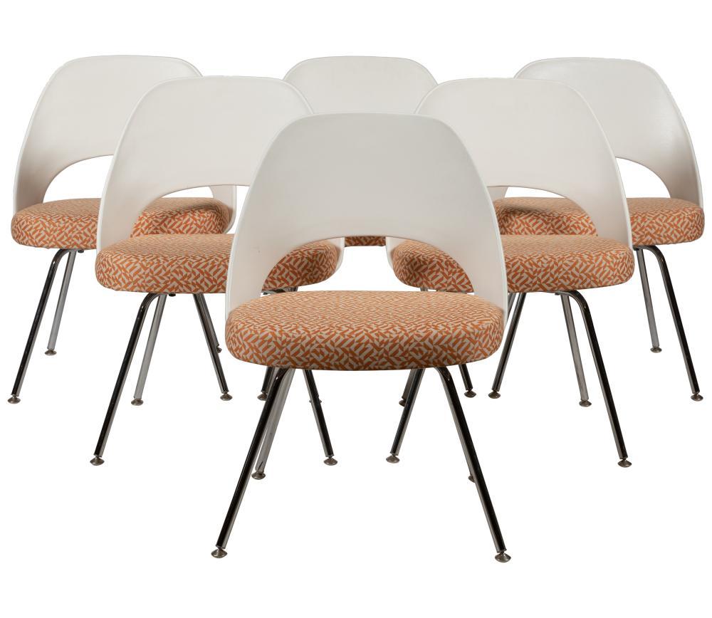 Eero Saarinen - Knoll - Side Chairs - Six