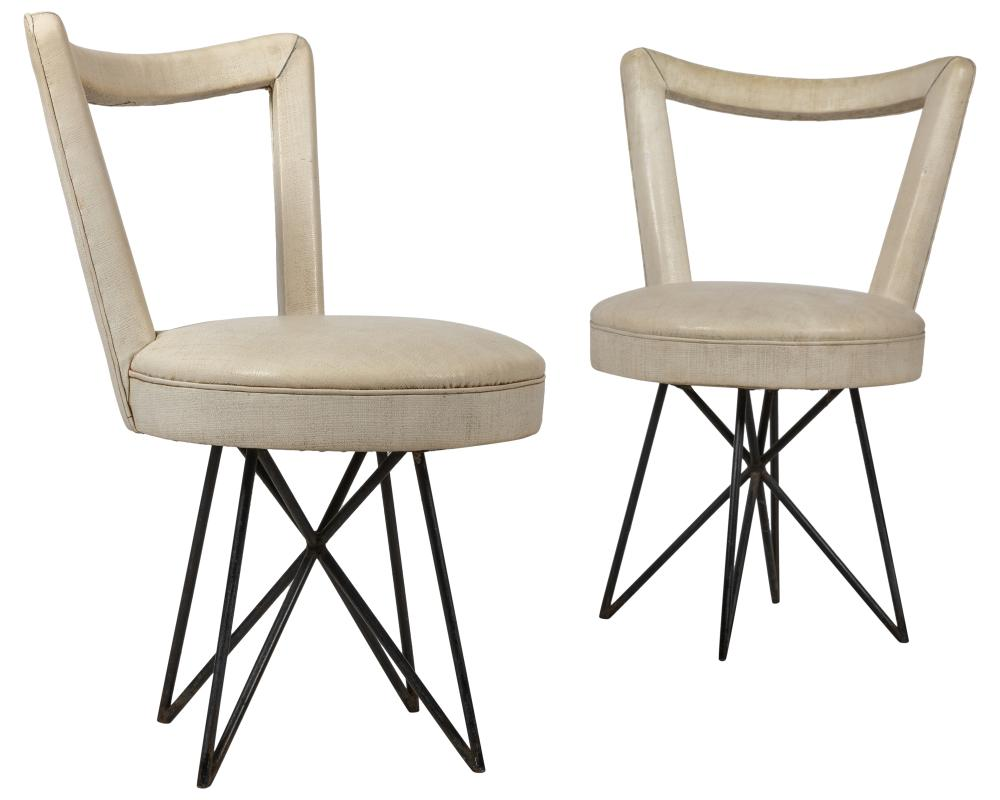 Atomic - Open Back Chairs