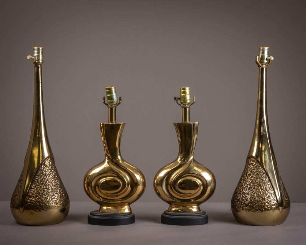 Laurel Lamp Co. - Brass Lamps
