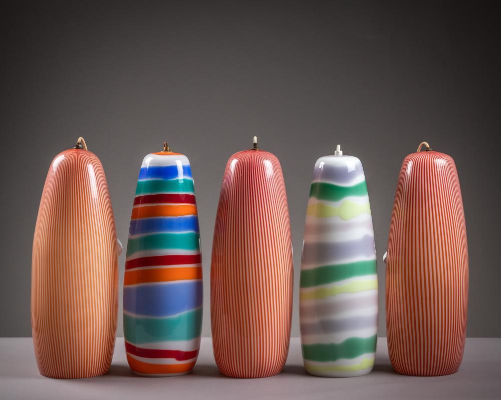 Massimo Vignelli - Pendant Lights