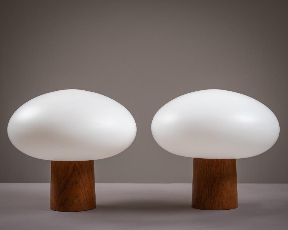 Laurel Lamp Co - Mushroom Lamps