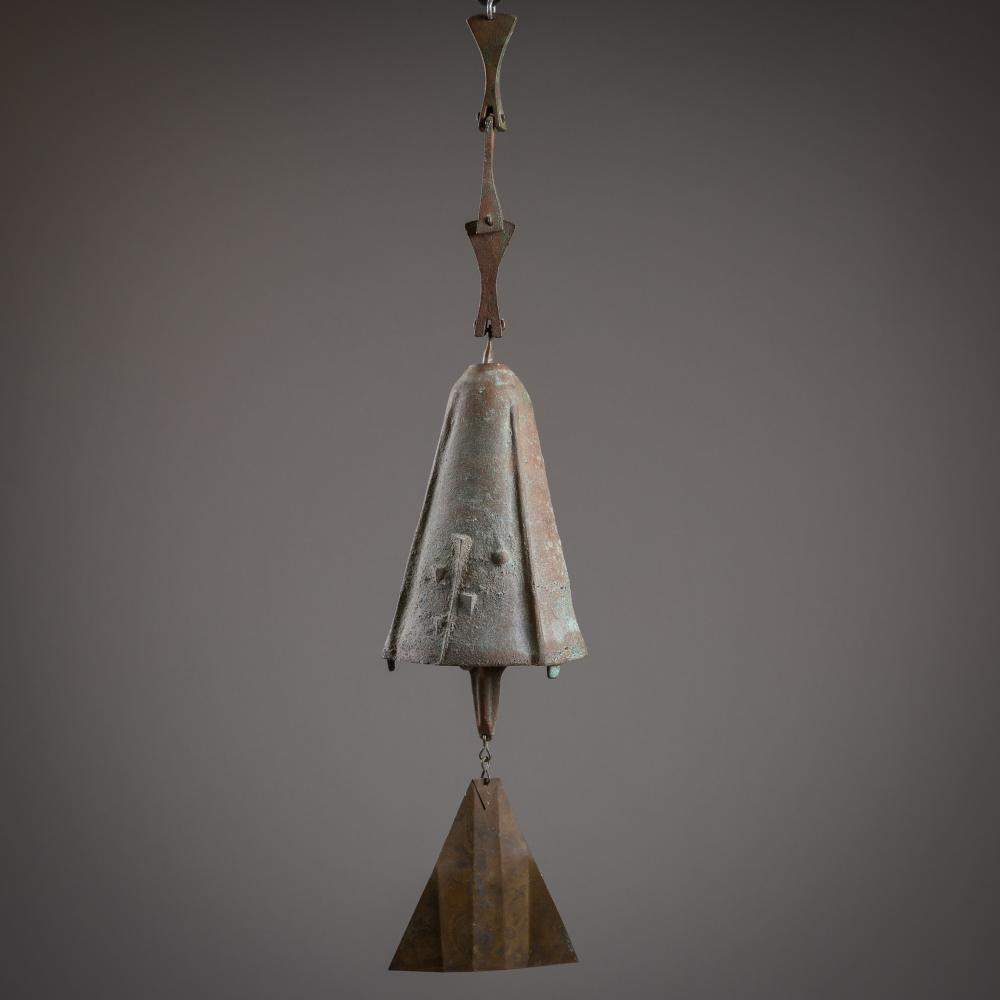 Paolo Soleri - Large Wind Bell - Signed