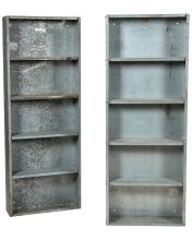 Donald Judd Inspired Wall Shelves