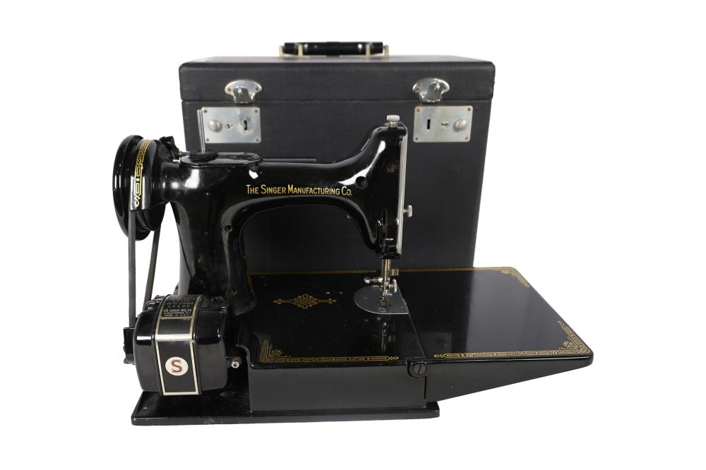 Singer - Featherweight Sewing Machine