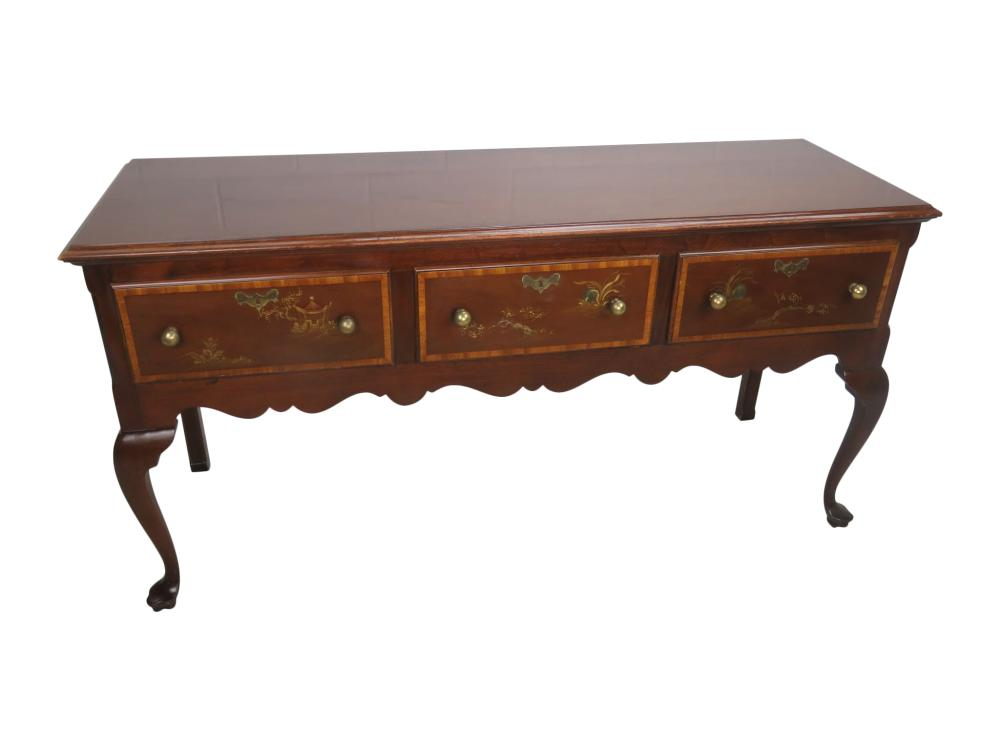 Hickory - Chinoiserie Sideboard