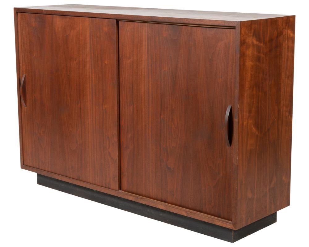 Danish Style Credenza : Danish style record cabinet credenza