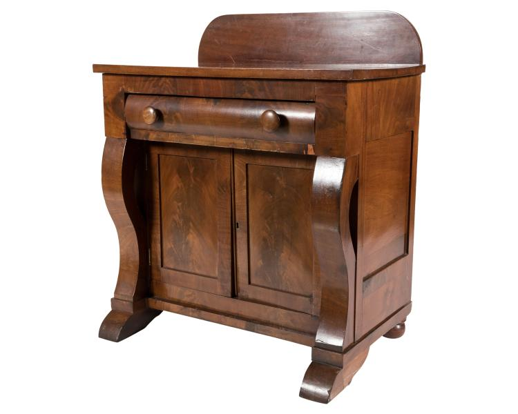Empire Mahogany Wash Stand