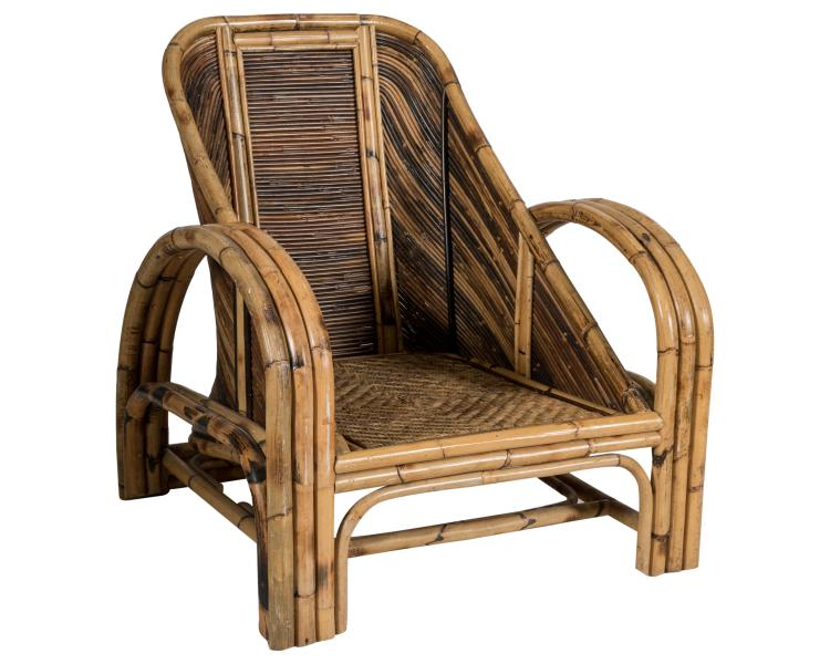 Modern Style Rattan Chair