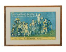 WWI Propaganda Poster -
