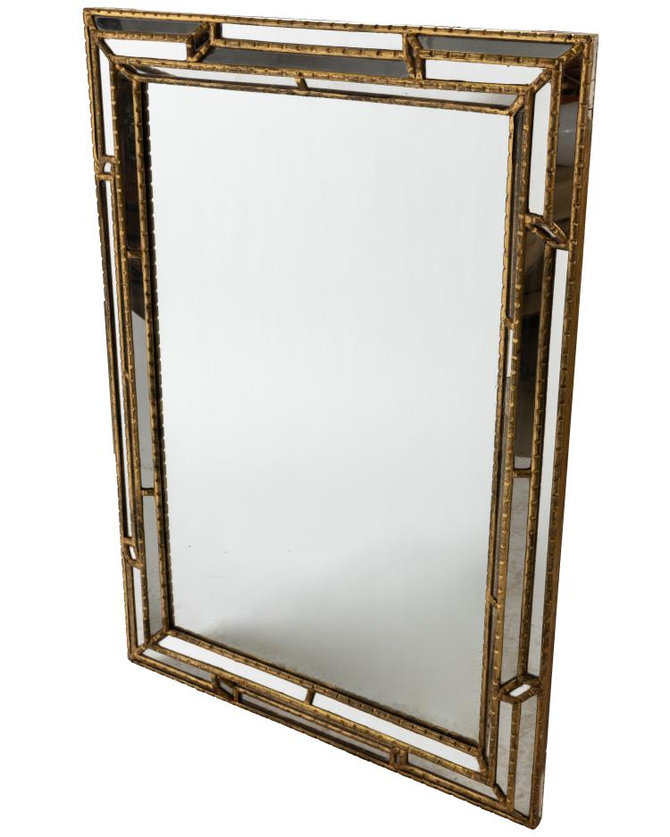 Venetian Mirror with Mirror Frame