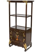 Oriental Spice Cabinet/Etagere