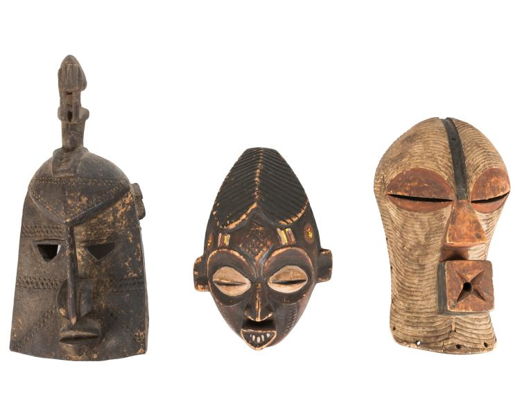 African Ceremonial Masks
