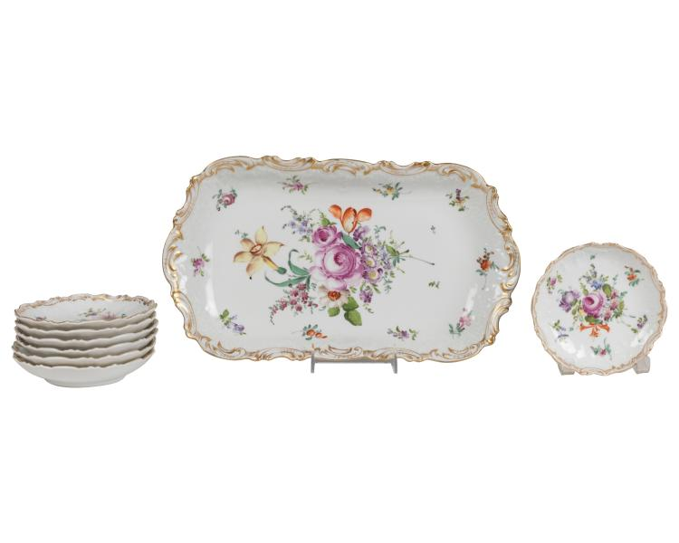 Dresden Berry Set - 7 Piece