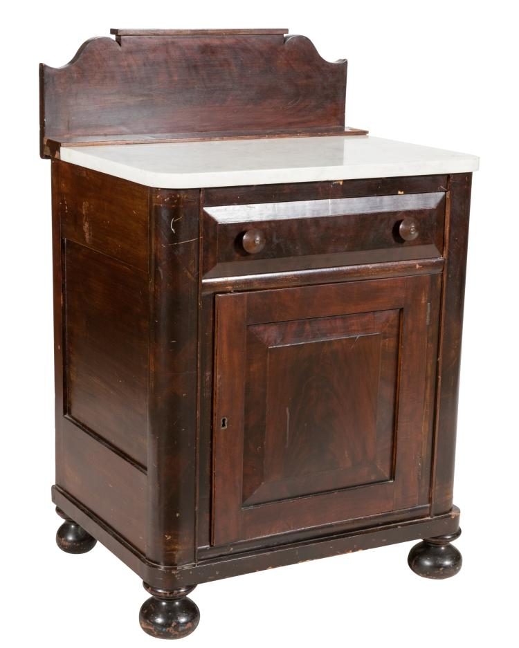 Empire Style Wash Stand