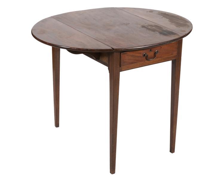 Antique Mahogany Pembroke Table