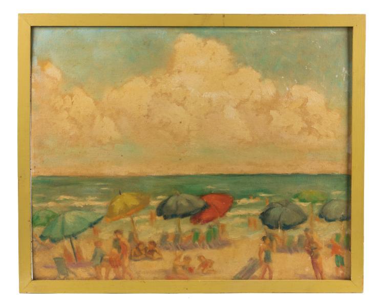 Helen A.F. Penniman - Oil Painting