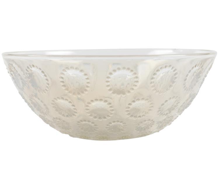 Lalique Bowl - Signed