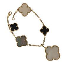 Van Cleef & Arpels Magic Alhambra Bracelet