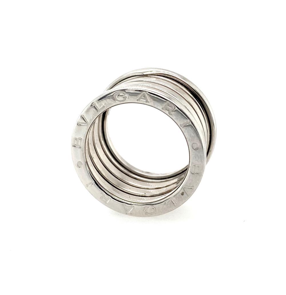 18k Bvlgari B.Zero1 Ring