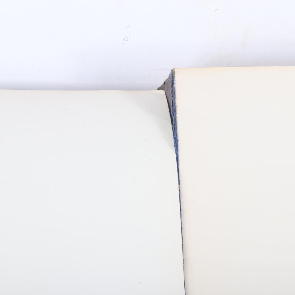 """La Prise de Trioe, Opera en Troise Actes et quatre Tableaux, Hector Berlioz, limited edition 1, copy 9 of 25 from the Berlioz Society. 1 1/4""""H x 8 1/2""""W x 10 1/2""""D"""