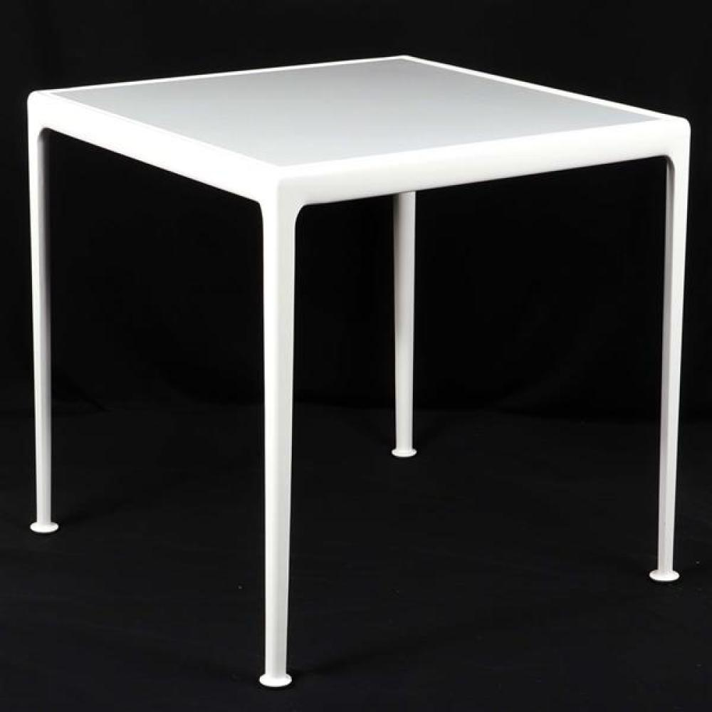 Richard Schultz for Knoll 1966 collection square patio dining table #26.