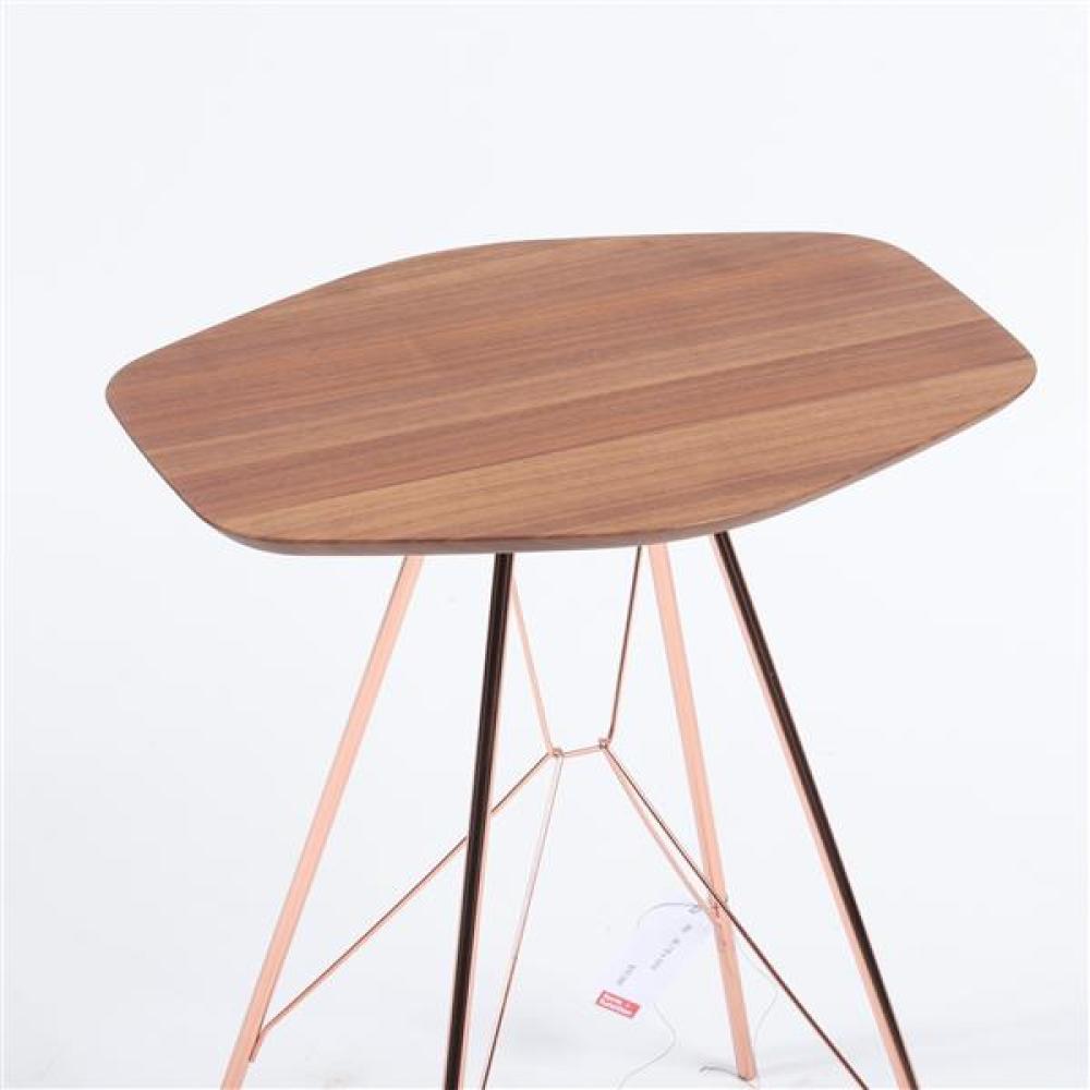 Zanotta 'Emil' side table designed by Frank Rettenbacher.