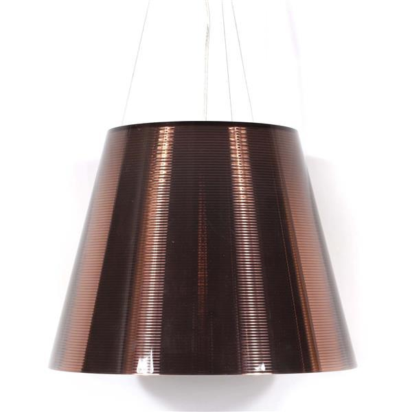 Flos 'KTribe S2' suspension lamp designed by Philippe Starck.