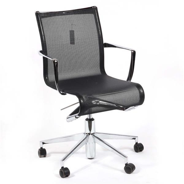 Alias 'Rollingframe' task chair with arms designed by Alberto Meda, 1992.
