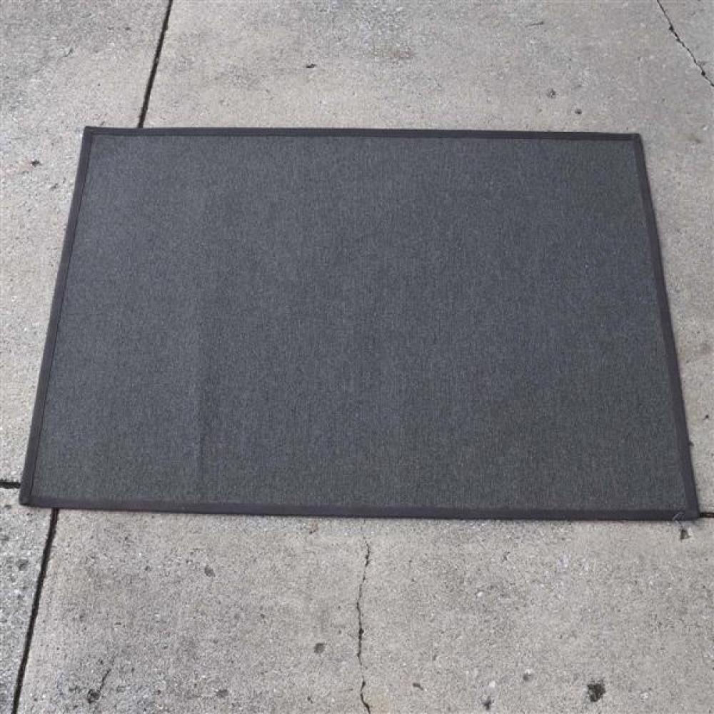 Flatwool 'Simple' by Ruckstuhl office area rug, 5x7.