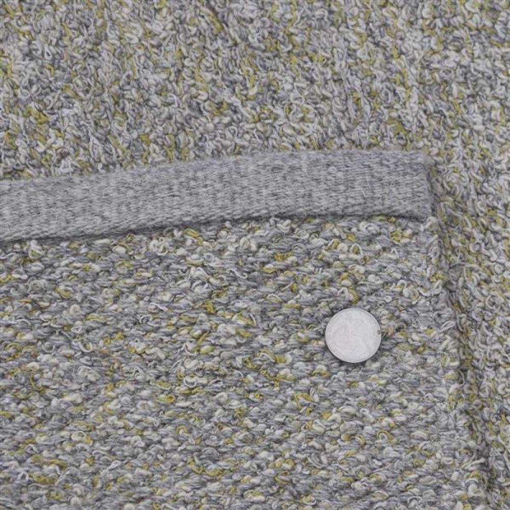 Kasthall Sweden 'Esther' Scandinavian modern boucle' fleece area rug 8' x 10'.