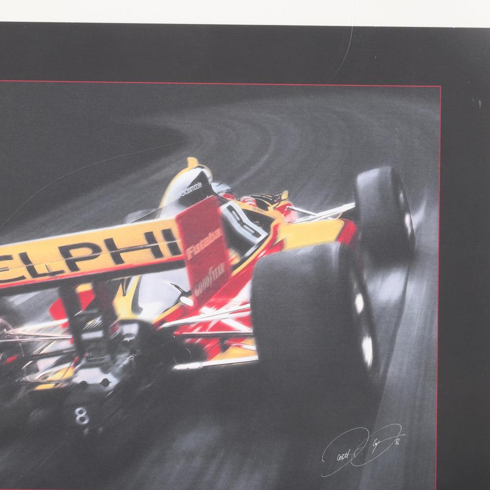Scott Sharp car photo, #172/200. .