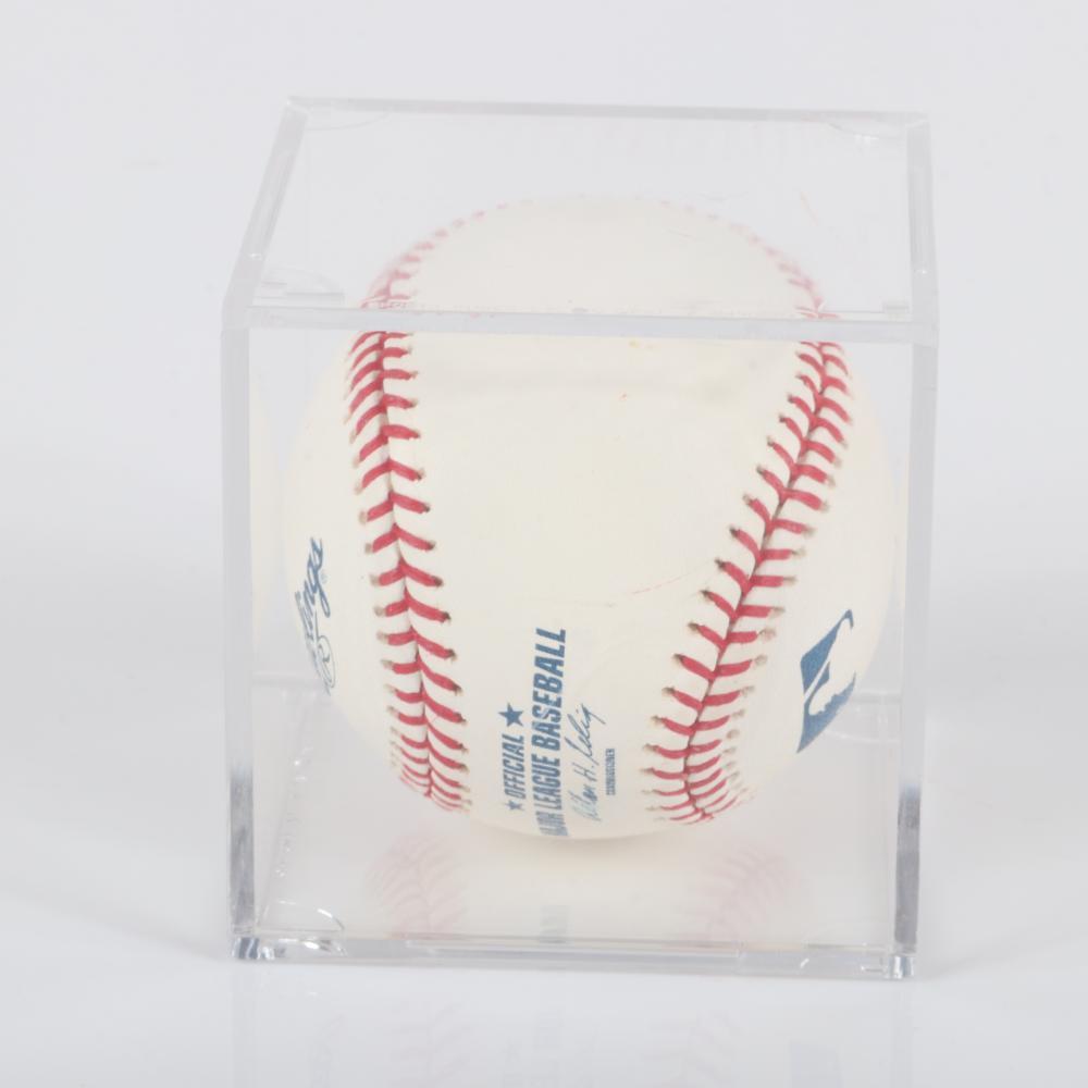 Tony Gwynn Autographed Baseball