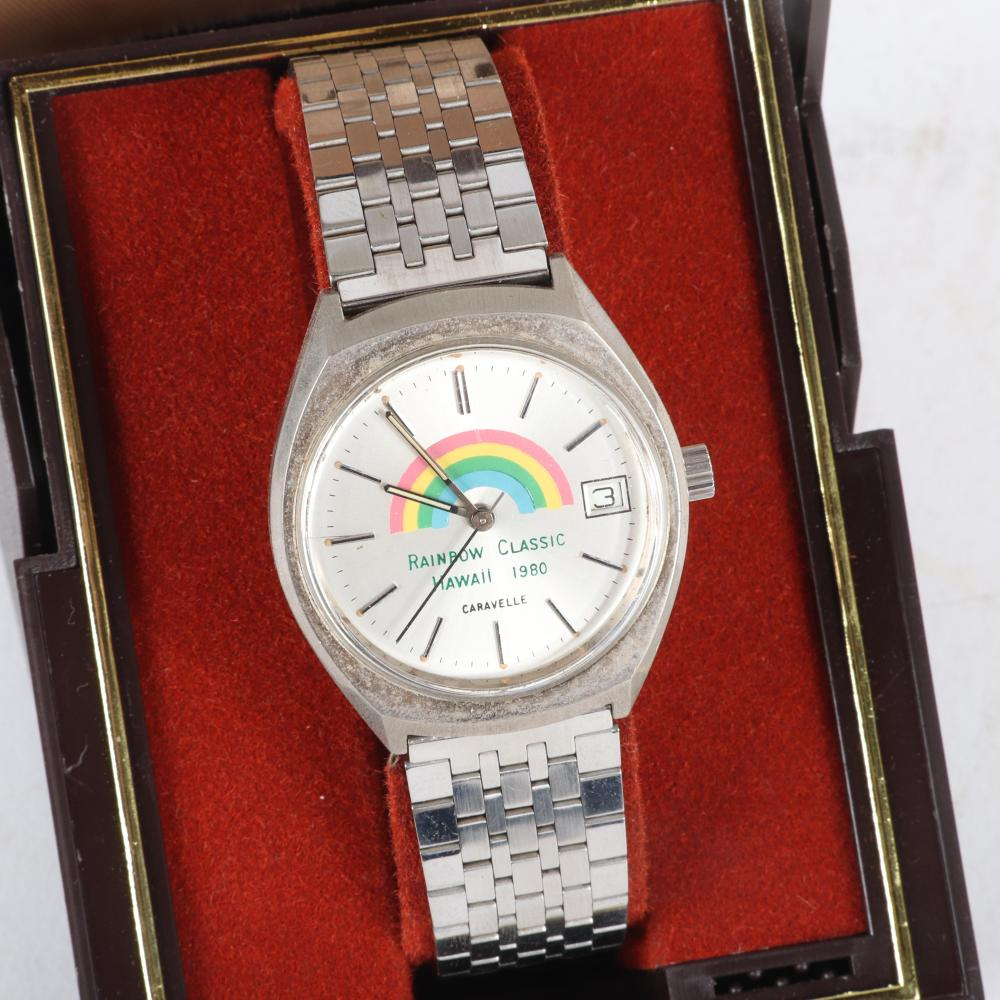 1980 Indiana University Rainbow Classic Player's Watch