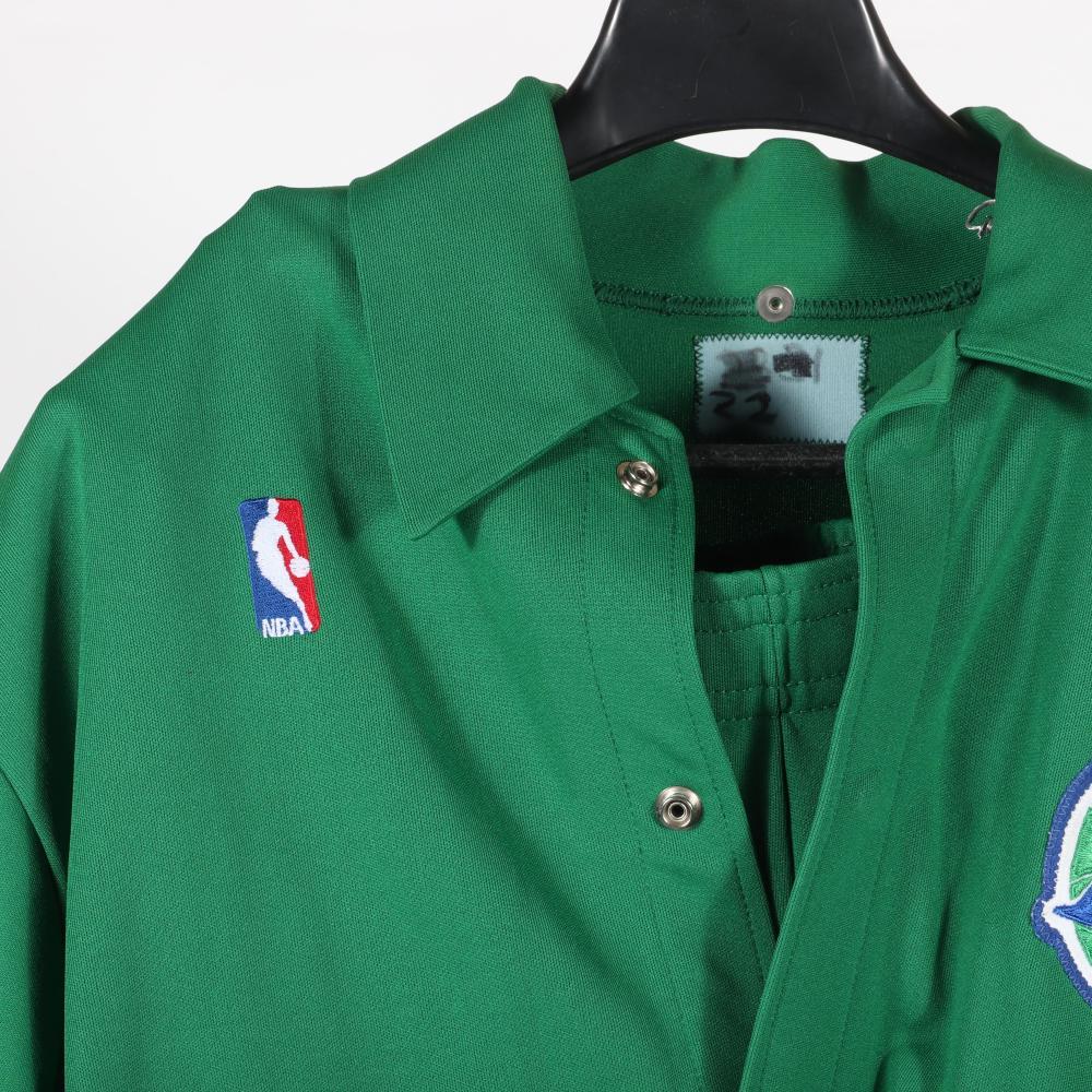 1987 Derek Harper Dallas Mavericks Game Used Warm Up Suit