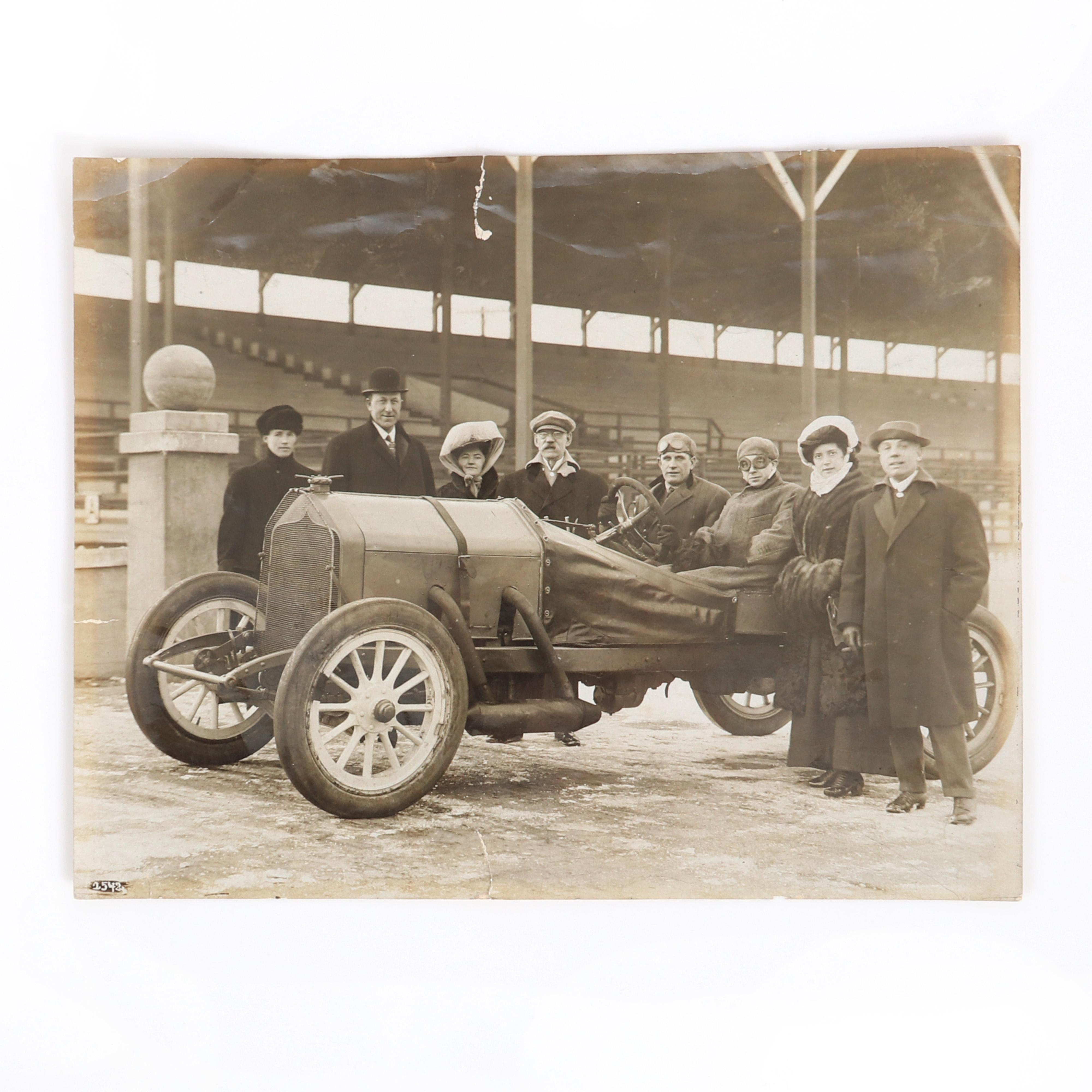 1911 Johnny Aitken Indianapolis Motor Speedway Original Photo 1911 Johnny Aitken Indianapolis Motor Speedway Original Photo.